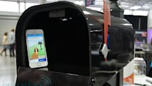 Hands-on with Mr. Postman, a smart mailbox that links your inbox to your letterbox