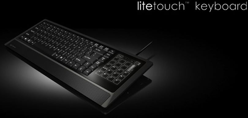 Eclipse Litetouch wireless touchscreen keyboard clears the FCC, on its way to retail (video)