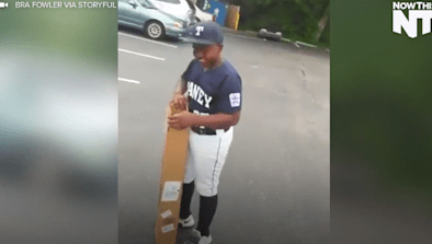 Dad Surprises Son With Birthday Gift, Goes Viral
