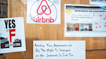 Airbnb cracks down on illegal hotels in its home town