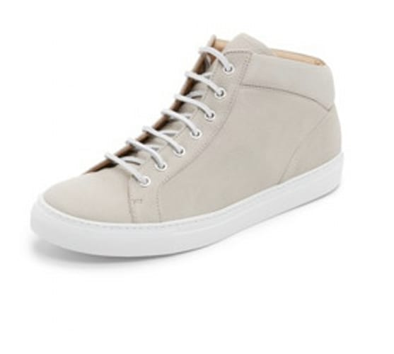 Wings and Horns leather sneakers