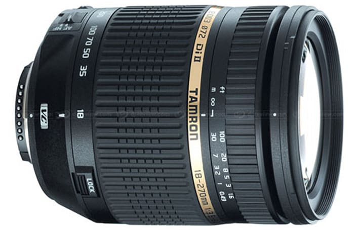 Tamron announces 15x zoom lens for Nikon, Canon DSLRs