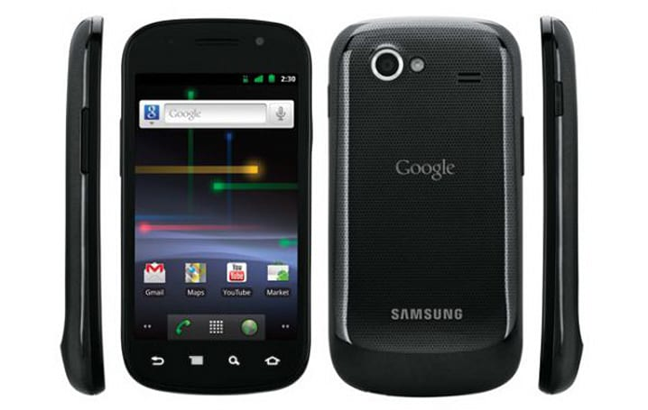 Nexus S 4G launch on Sprint now official: May 8th for $200