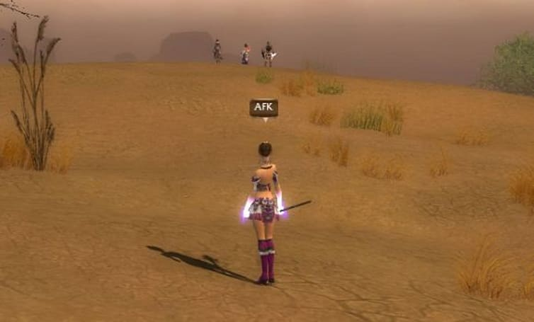 MMO Family: Mind your massively multiplayer manners