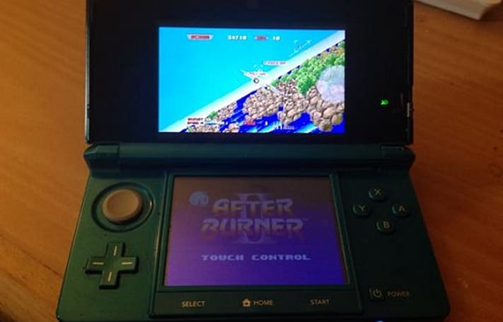 New Nintendo eShop releases: Get ready, it's 3D After Burner 2