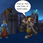 Why do people blog about WoW?