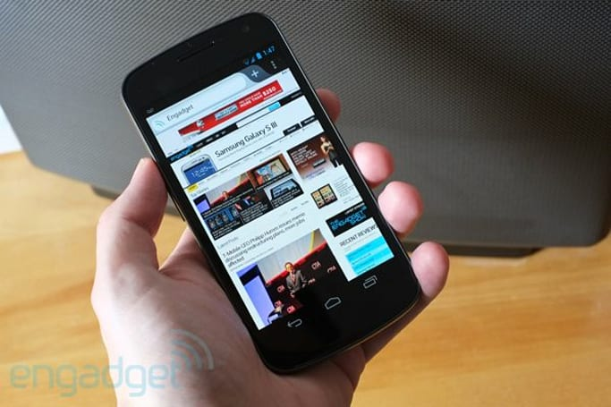 Firefox native version hits Android in beta, new UI and speedups tag along