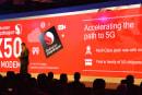高通推出全球首款 5G modem 晶片