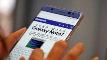 三星指称两批 Note 7 自燃的主因都是电池