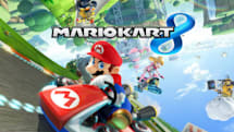Japanese Mario Kart 8 ad showcases the Luigi Death Stare