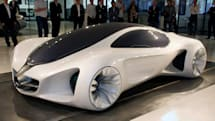 Mercedes-Benz BIOME concept car grows in a nursery, on sale now in Zion