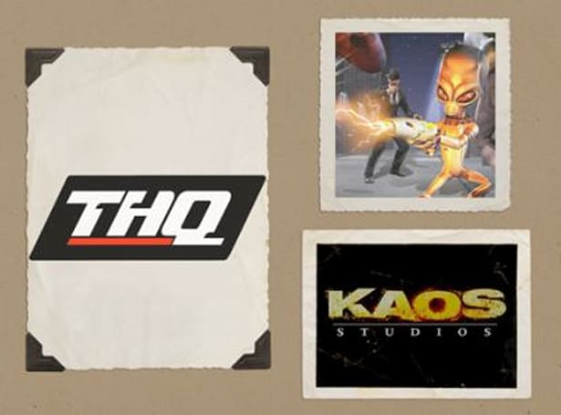 Joystiq: THQ Family Album