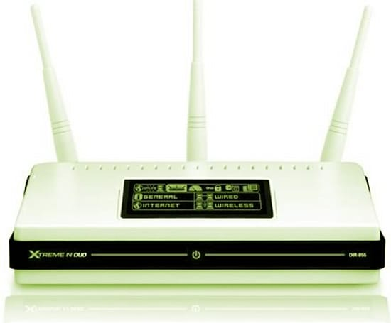 "D-Link busts out ""Green Ethernet"" energy-saving firmware for existing routers"