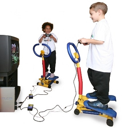 Gymkids busts out Step2Play, frustrates lazy children