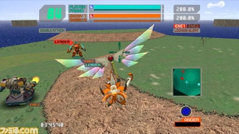 Virtual-On Force dashes to Japan in December, collector's edition announced