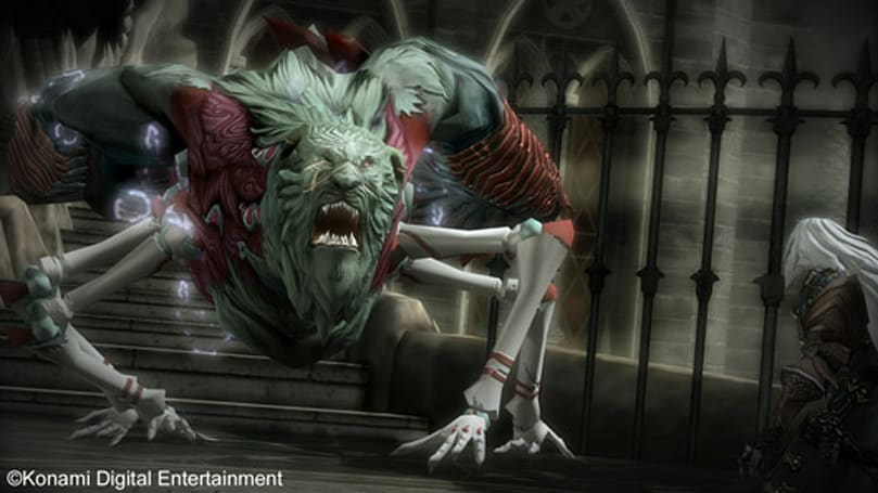 Castlevania: Lords of Shadow - Mirror of Fate HD is now on Steam