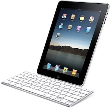 Five iPad accessories to be available at launch
