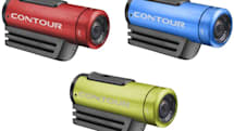 ContourROAM2 debuts in red, blue, green and black garb, shoots 1080p video for $199 on October 21
