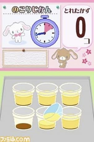 Make pudding with the Sugarbunnies