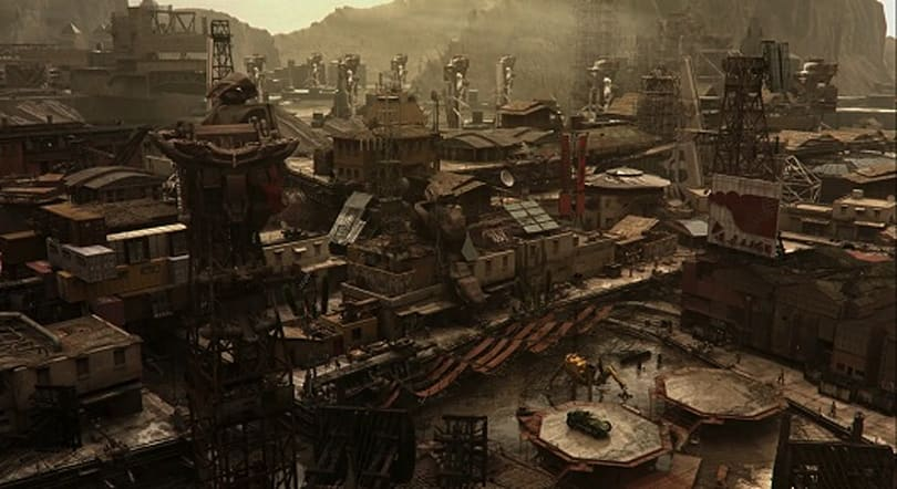 New Defiance video showcases set design