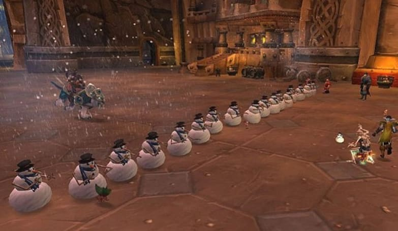The OverAchiever: Guide to Winter Veil 2010