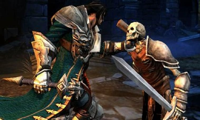 Castlevania deals on Xbox: Harmony of Despair, Symphony of the Night, Mirror of Fate HD