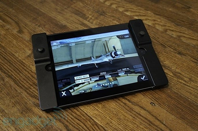 Audojo kick-starts iPad gaming case, we go hands-on (video)