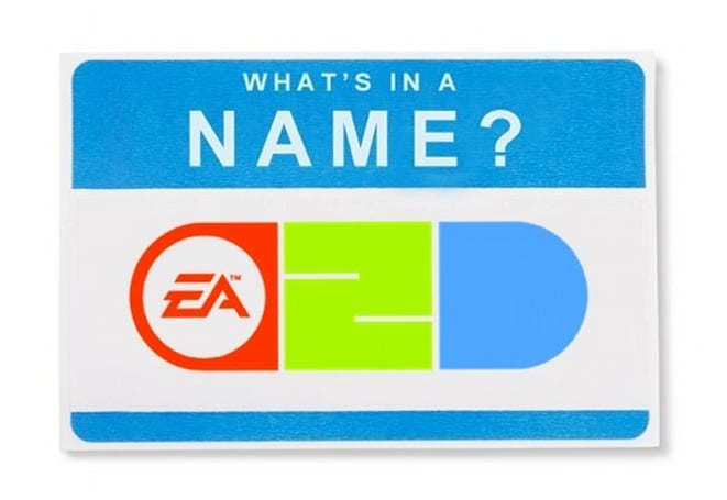What's in a Name: EA2D