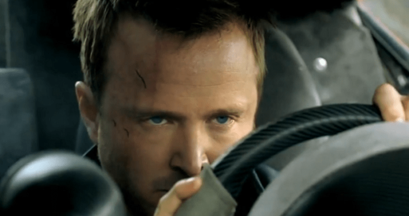 Breaking Bad star behind the wheel in Need for Speed movie trailer