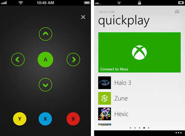 My Xbox Live update for iPhone brings direct remote control, Android users join the party too