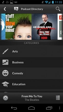 DoubleTwist update brings podcast support to auditory Android users