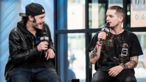 Cherub Talk About Tattoos And Their Fans