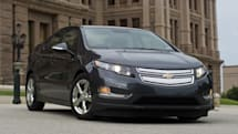 Chevy Volt under 'formal safety investigation' by NHTSA due to post-crash fire concerns