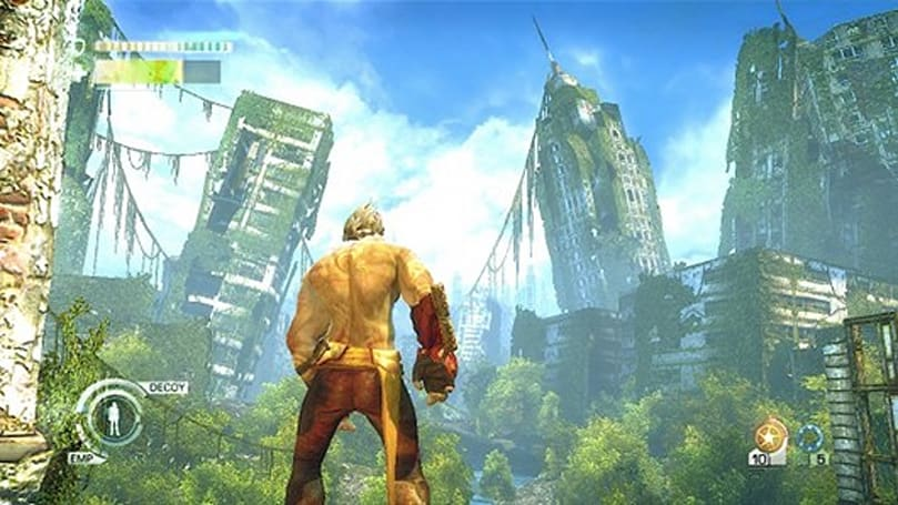 Enslaved preview: The apocalypse goes green
