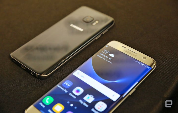 Moving the Galaxy S7 launch up helped Samsung's profits