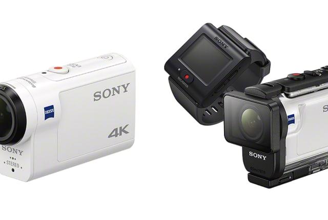 新款 Sony Action Cam 終於搭載光學防手震了