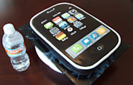 iPhone in cake form