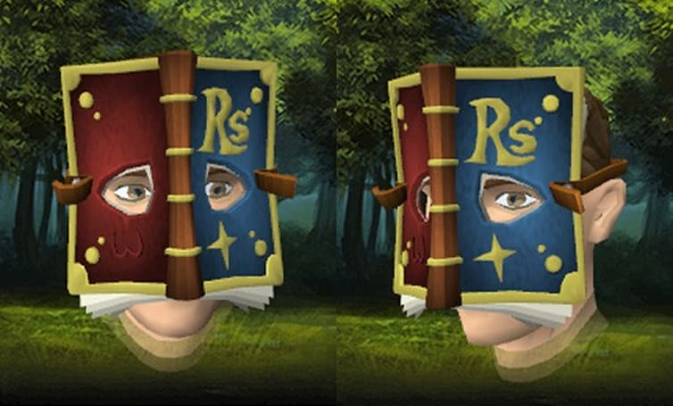 RuneScape offers exclusive item to celebrate Facebook milestone