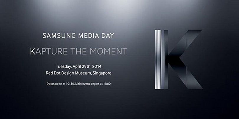 Samsung's 'Kapture The Moment' event hints at new camera-centric phone