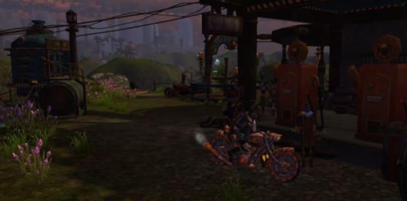 Second Wind: City of Steam: Arkadia