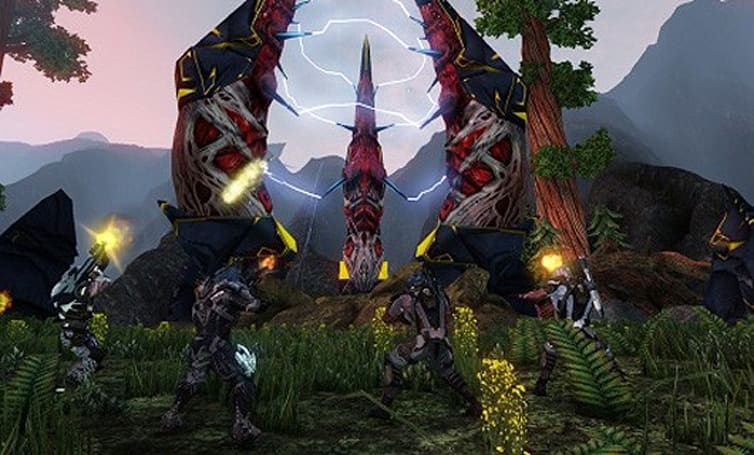 Trion tabs Namco Bandai for Defiance EU distribution