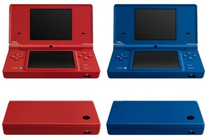 DSi is getting two new, shine-resistant colors