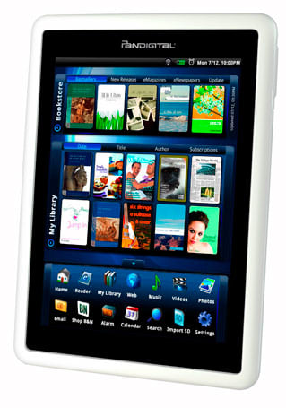 Kohl's pulls Pandigital Novel eReader for a firmware fix?