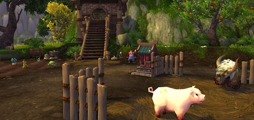 Breakfast Topic: How do you relax in WoW?