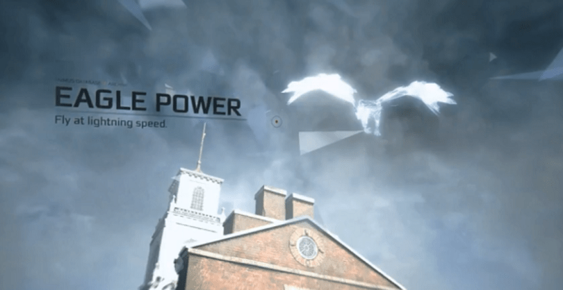 Assassin's Creed 3 DLC lets Connor turn into an eagle because nature