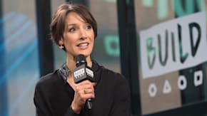 Jennifer Beals Talks About Working With Clive Standen