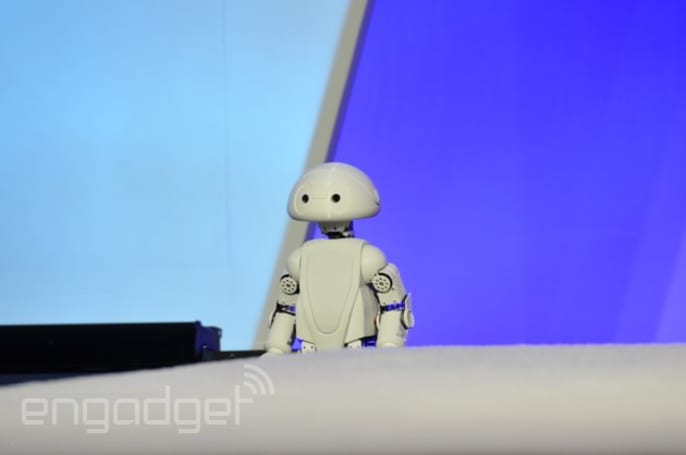 Intel will let you build your own 3D-printed robot later this year