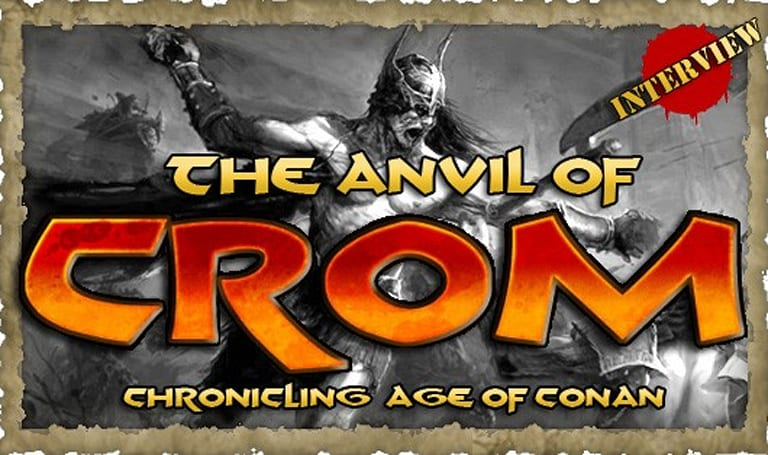 The Anvil of Crom: Knut Haugen talks game music, film music, and inspiration