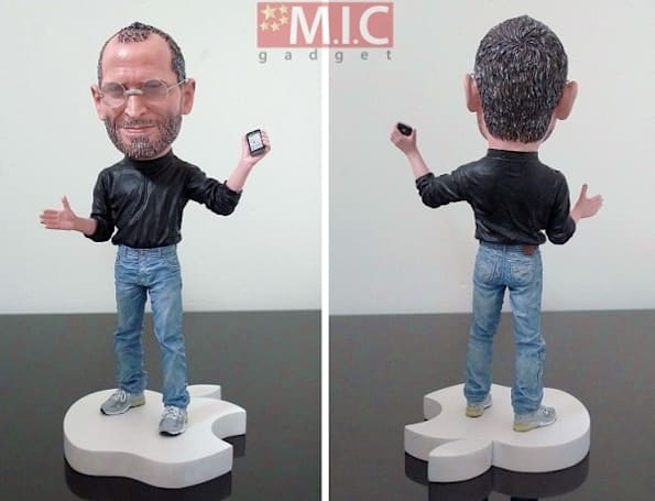 Steve Jobs action figure no longer available