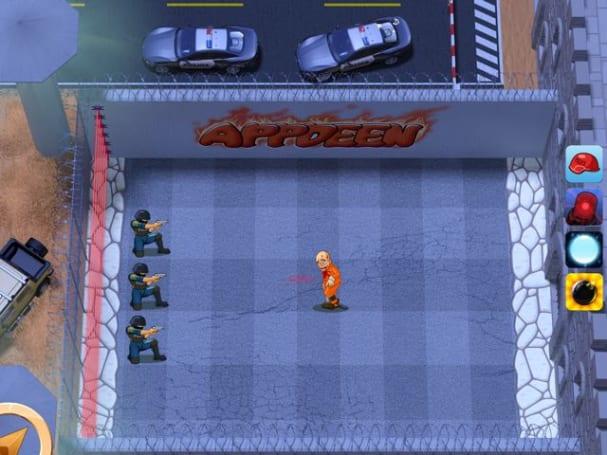 Prison Defense: when good defense games go bad